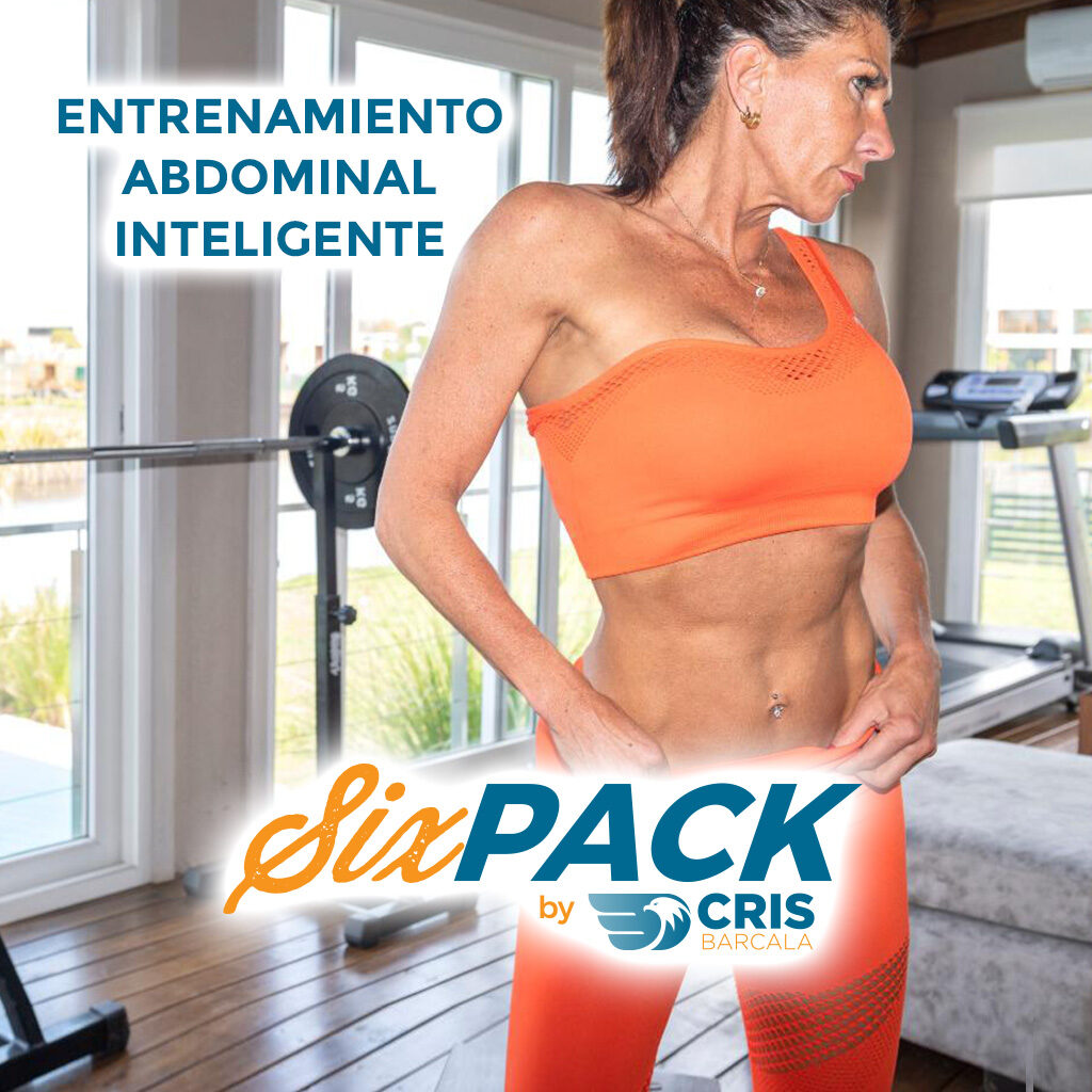 Portada del programa Six Pack by Cristina Barcala